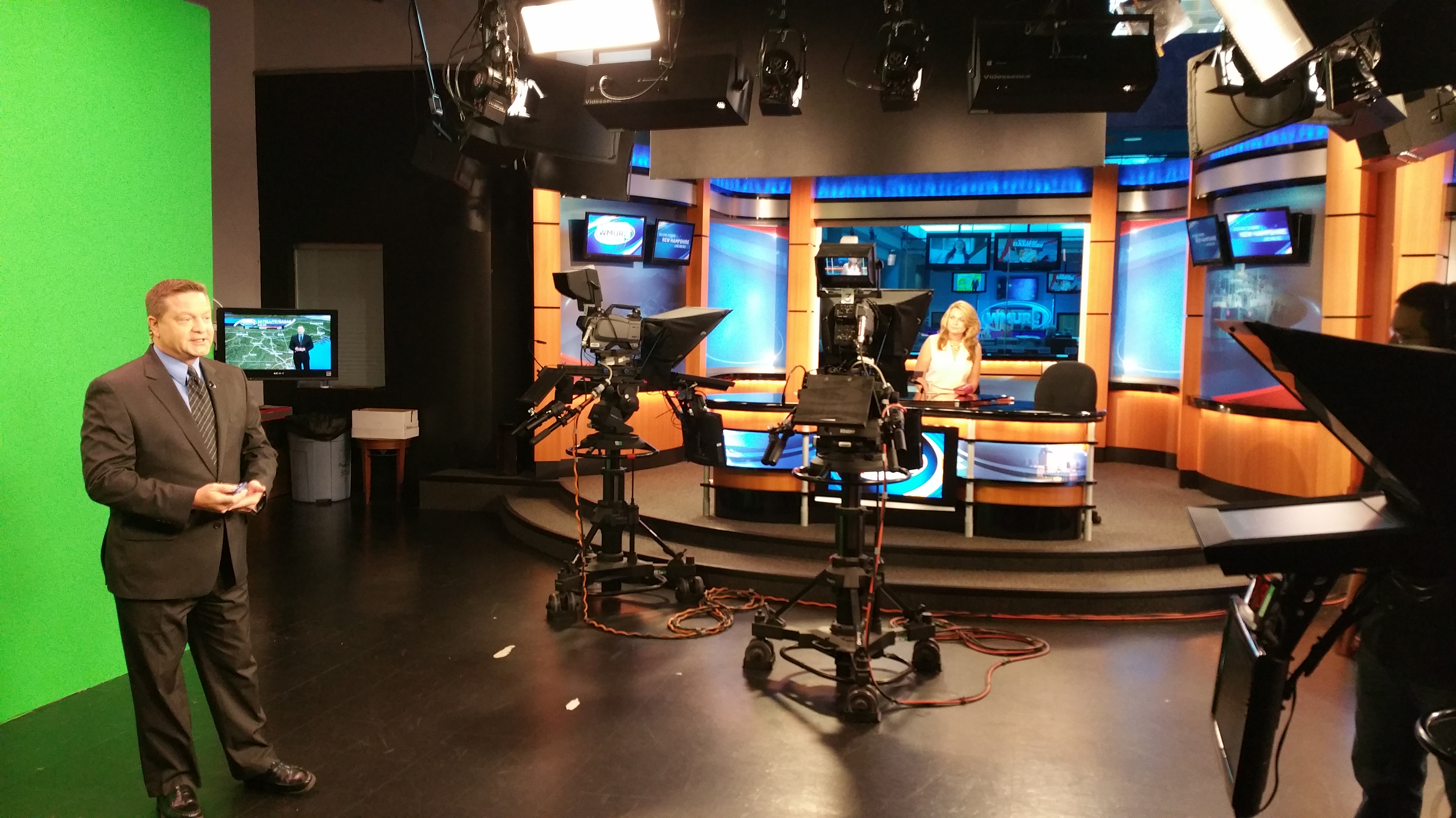 Anchoring ABC WMUR News | The PACE System